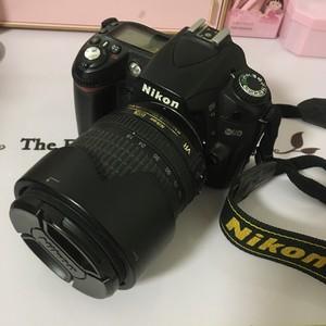 尼康 D90配18-105镜头