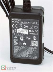 索尼相机.摄像机 充电器/适配器AC-LS5C