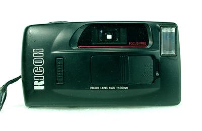 理光 YF-20X DATE 自动胶片照相机【128元】