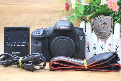 95新二手 Canon佳能 7D 单机 中端单反相机 916344