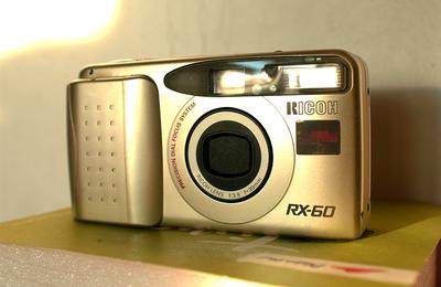 理光 RX-60 自动胶片照相机【188元】