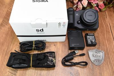 95新二手适马SDQuattro无反相机广角数码照相机SDQ 104386