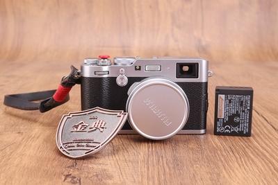 98新二手 Fujifilm富士 X100F 套(23/2)微单相机 W01753
