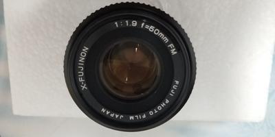 富士135相机50MM1.9 标准镜头
