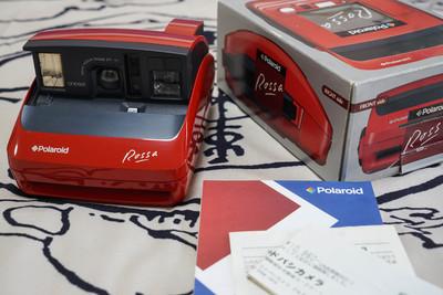 宝丽来Polaroid one600 Rossa