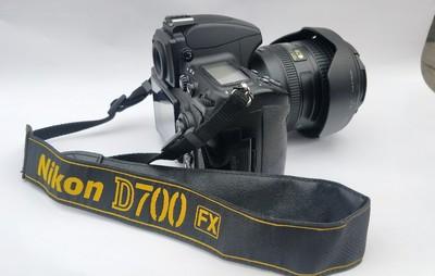 出售尼康 D700机身24-120,70-300镜头