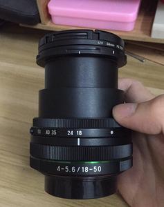 宾得 DA L 18-50mm f/4.0-5.6
