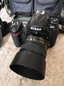 个人出一台98成新尼康 D300S+尼克尔16-85镜头