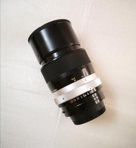 尼康手动135mmF2.8Auto定焦镜头