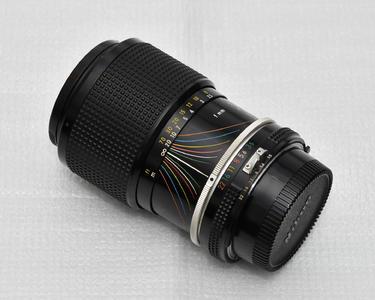 尼康手动43-86mmF3.5恒定光圈变焦镜头