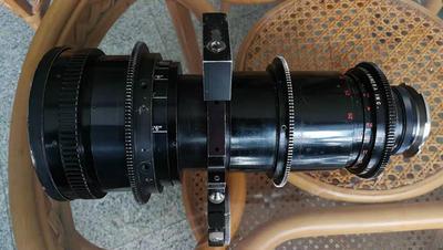 转让一支安琴angenieux 20-120mm/ T2.9镜头!