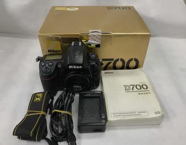 Nikon/尼康 D700 全画幅数码单反相机