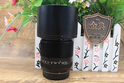 98新二手Fujifilm 富士 60/2.4 EBC Super 微距定焦镜头 A07006