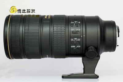 【中长焦镜头】尼康70-200/2.8G ED VR II(NO:9033)*