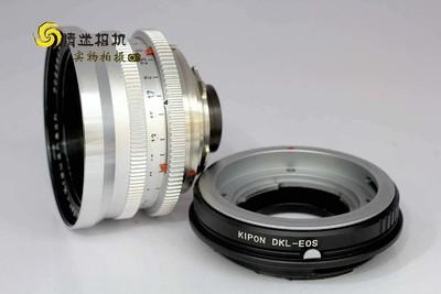 【标准定焦镜头】史耐德50/1.9手动镜头赠送接环(NO:6867)*