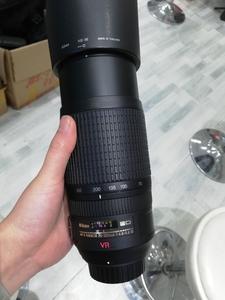 绝对99新的尼康  尼克尔 VR 70-300mm f/4.5-5.6