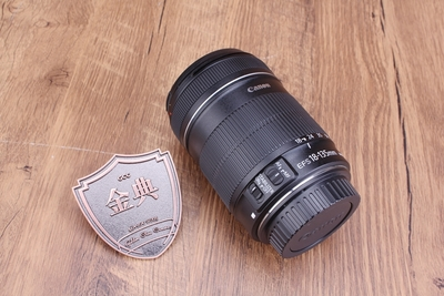 95新二手Canon佳能 18-135/3.5-5.6 IS 防抖镜头 2020703