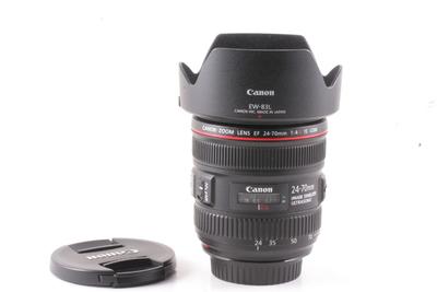 98/佳能 CANON EF 24-70mm f/4L IS USM 极新净