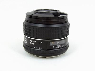 华瑞摄影器材-飞思用施耐德AF 80/2.8 LS
