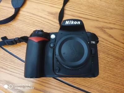 出自用 尼康D90相机送配件 1000元