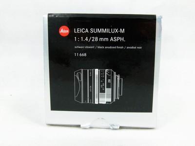 华瑞摄影器材-徕卡Leica Summilux-M 28/1.4 ASPH