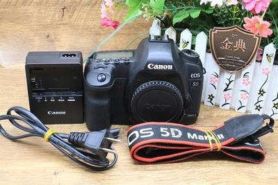 95新二手 Canon佳能 5D2 单机 高端单反 无敌兔 608336