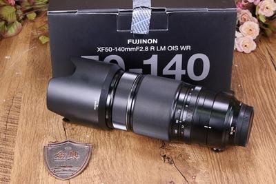 96新富士 50-140/2.8 XF R LM OIS WR远摄镜头FX口A13465