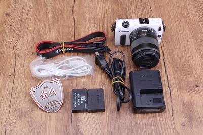 95新二手Canon佳能 M套(18-55)微单相机 200607 1008780