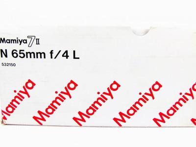 华瑞摄影器材-玛米亚7,7II用 65/4