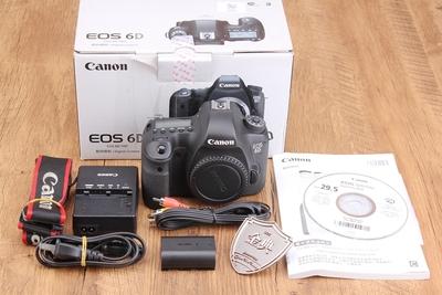90新二手Canon佳能 6D 单机 高端单反相机回收 3002349