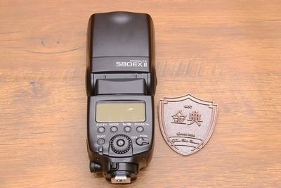 95新二手Canon佳能 580EX II 闪光灯 适用于5D2 5D3 949844