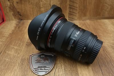 95新二手 Canon佳能 17-40/4 L USM 广角镜头 216997
