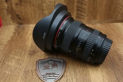 93新二手 Canon佳能 17-40/4 L USM 广角镜头 131779