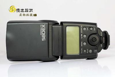 【机顶闪光灯】佳能580EX闪光灯(NO:4249)*