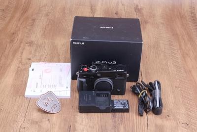 95新二手Fujifilm富士 X-Pro2 复古微单相机 W00554