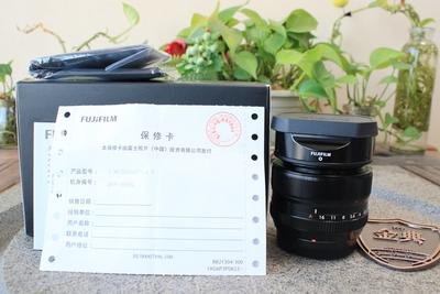 98新二手Fujifilm 富士 35/1.4 EBC SUPER定焦镜头 A15669