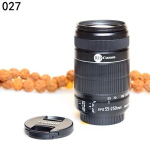 佳能 EF-S 55-250mm f/4-5.6 IS II 长焦单反镜头编号027