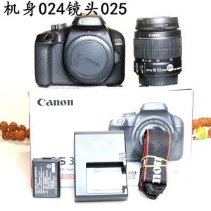 其他 佳能3000D+18-55单反相机套装 编号024 025