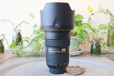 97新二手Nikon尼康 24-70/2.8 G ED 变焦镜头 981985