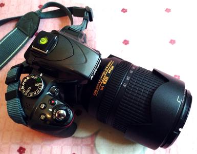 尼康D3300套机(镜头18-140 VR AF-S)