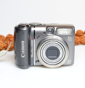 其他 佳能A590数码相机