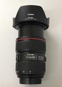 佳能 EF 24-70mm f/2.8L II USM 【天津福润相机器材店】