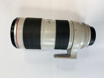 佳能 EF 70-200mm f/2.8L IS II USM 三大元之一