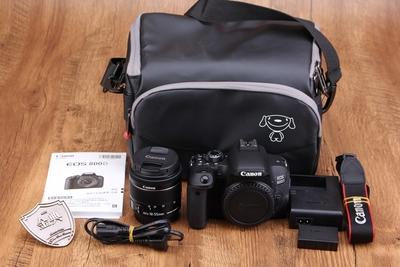 98新佳能 800D套18-55STM镜头入门级单反相机1016503 2027758