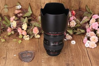 95新二手Canon佳能 24-70/2.8 L USM一代红圈镜头 174638