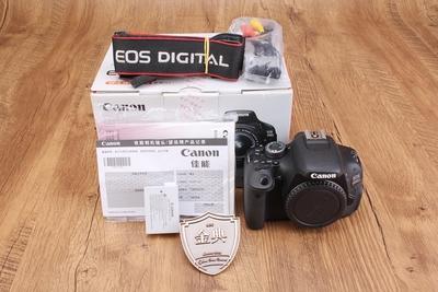 95新二手 Canon佳能 600D 单机 入门单反相机 013803