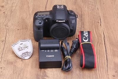 93新二手Canon佳能 60D 单机 中端单反相机 509179