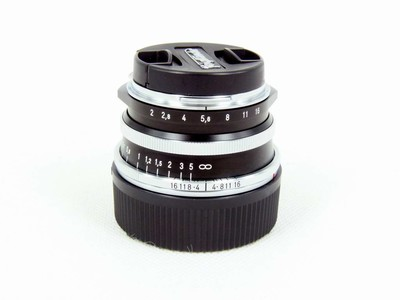 华瑞摄影器材-包装齐全的福伦达VM 35/2 带罩