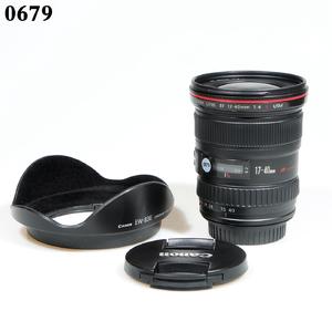 佳能 EF 17-40mm f/4L USM 红圈广角镜头 0679
