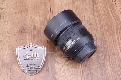 93新二手 Nikon尼康 50/1.4 G 标准定焦镜头 202768